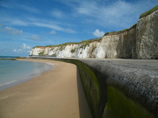 White Cliffs - English Channel