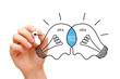 Best Idea Light Bulbs Concept - 67219669