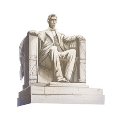 estatua Lincon