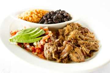 Mexican Pork Dish