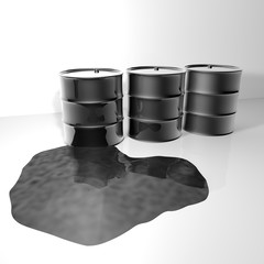 barrels of petroleum