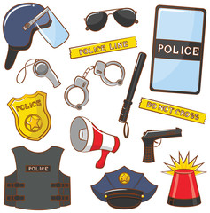 Police Icons