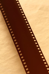 Blank light sensitive film