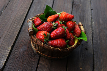 tasty strawberry