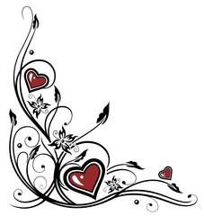 Herzen, Liebe, Tribal