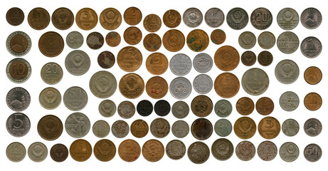 coins of the Soviet Union