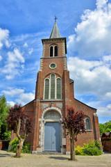 St. Barbe Parish Church in Mazy, Ville de Gembloux