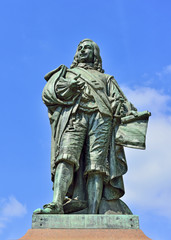 Memorial of David Teniers The Younger in Antwerp