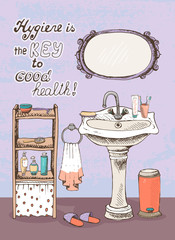 Hygiene is a key to good health