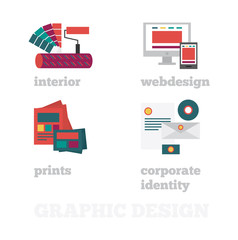 graphic design process icon