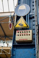 Stellwerk Eisenbahn DDR