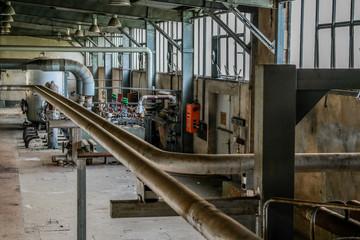 Heizungshaus DDR Industrie
