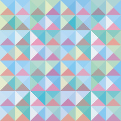 Colorful triangle background3