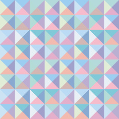 Colorful triangle background4