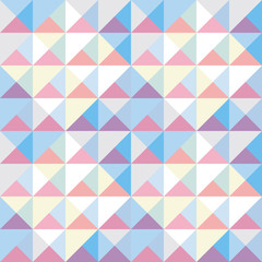 Colorful triangle background7