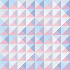 Colorful triangle background8