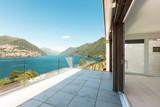 Fototapety beautiful penthouse, veranda