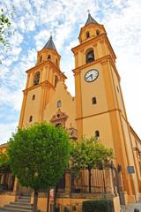 Iglesia, Órgiva, Alpujarras de Granada, España