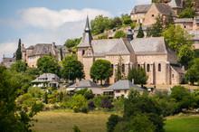 Paysage église Saint-Paul Turenne
