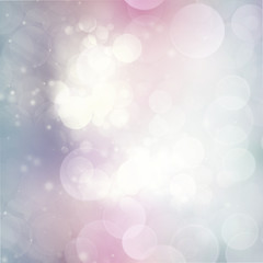 Pink and violet Festive background