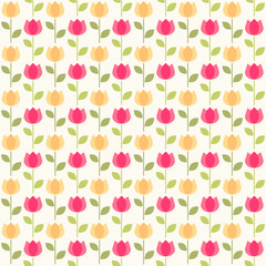 Tulips background 2