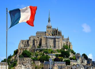 Mont Saint Michele, France