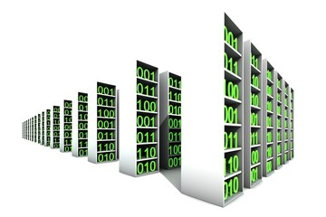 Data opslag capaciteit