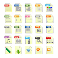 アイコン25セット(ファイル)