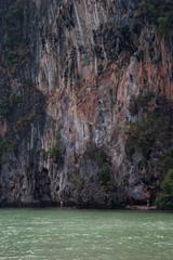 Rallay cliff limestone