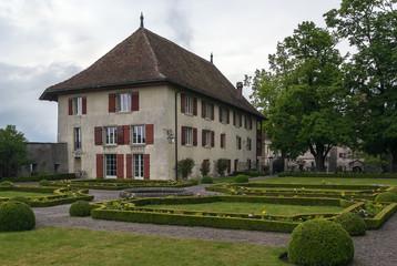 Stapfer House, Lenzburg