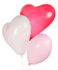 Heart shaped baloon