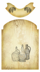 Wine label