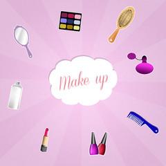 Make up object