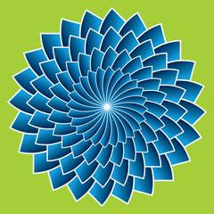 blue leaf whirlpool