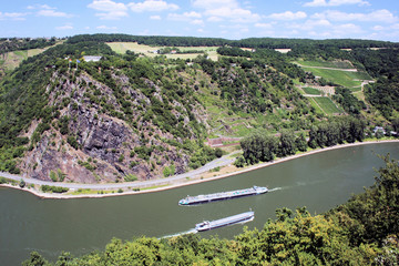 Rhein an der Loreley - Bild 4
