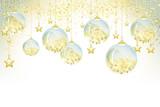 Fototapety Christmas Balls