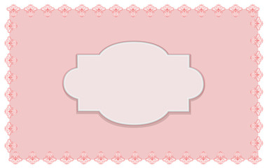 Vector frame design