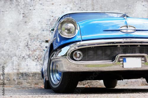 Foto op Canvas Vintage cars Oldtimer