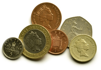 Pound sterling جنيه إسترليني 英镑 Фунт стерлингов Sterlina