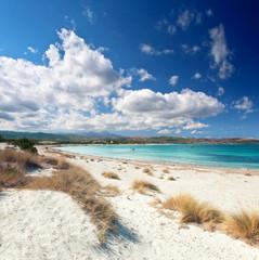Dünenstrand auf Sardinien