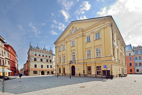 Fototapety, obrazy : Old Town of Lublin, Poland