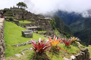 machu picchu sito archeologico inca perù patrimonio unesco