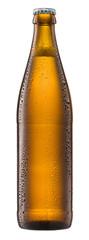 fresh beer bottle