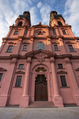 st.peter church in mainz germany