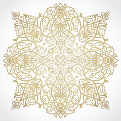 Abstract vector ornament.