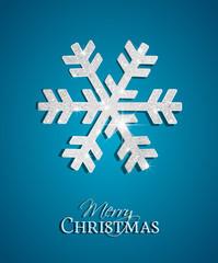Christmas snowflake