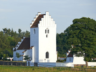 Tuse Church located in zealand, Denmark