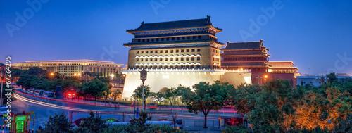 Qianmen Gate in Beijing