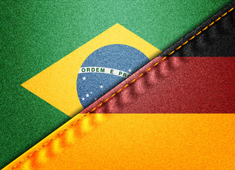 Germany vs Brasil