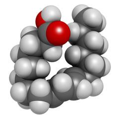 Rumenic acid (bovinic acid, conjugated linoleic acid, CLA)